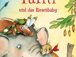 Julia Boehme & Julia Ginsbach - Tafiti und das Riesenbaby (Buch) Cover © Loewe Verlag