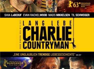 Lang lebe Charlie Countryman (Spielfilm, DVD/Blu-Ray) Cover © Koch Media