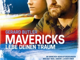 Mavericks DVD Cover