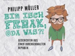 Philip Möller - Bin isch Freak, oda was?! (Hörbuch) Cover © Lübbe Audio