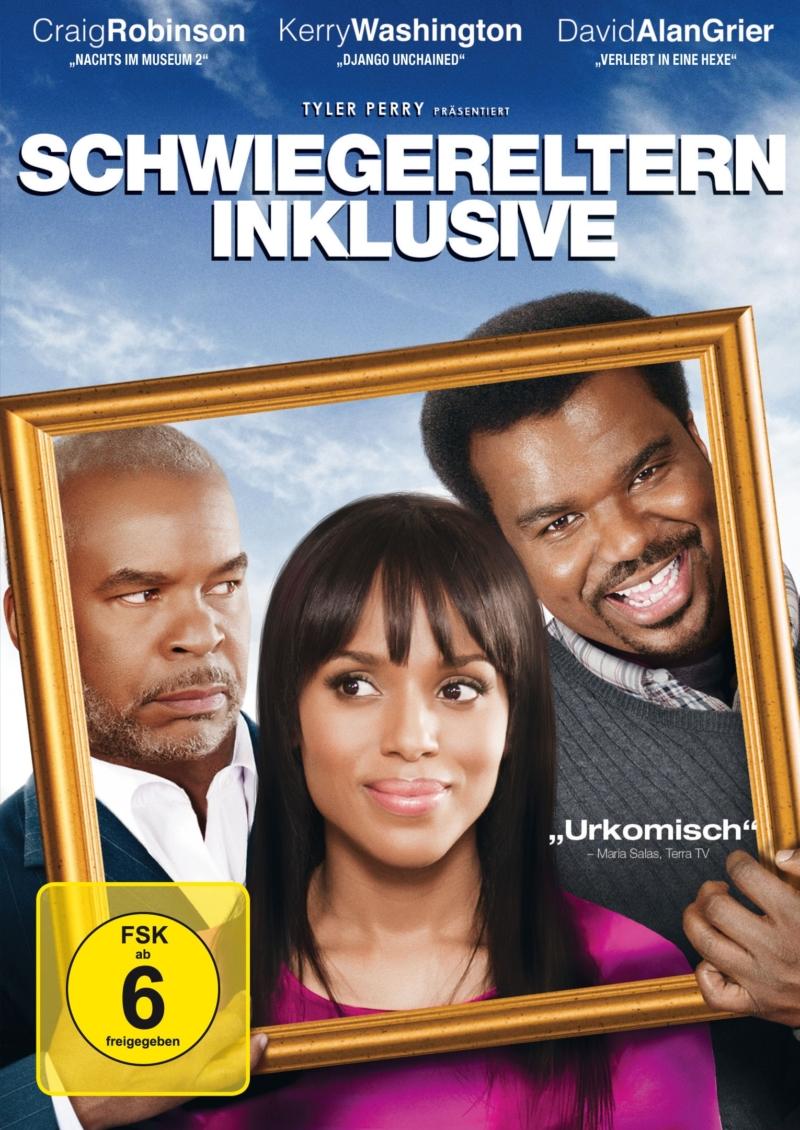 Schwiegereltern inklusive (Spielfilm, DVD/Blu-Ray)