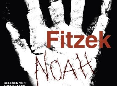 Sebastian Fitzek - Noah (Hörbuch) Cover © Lübbe Audio