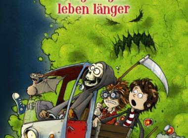 Sonja Kaiblinger - Scary Harry 2 - Totgesagte leben länger