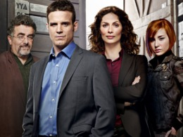 Warehouse 13 - Staffel 4 (DVD) Cover © Universal Pictures Home Entertainment