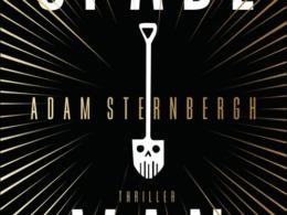 Adam Sternbergh - Spademan (Buch, Cover © Heyne Hardcore)