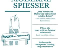 Charlotte Förster & Justus Loring - Der moderne Spießer (Cover © Tropen/Klett-Cotta)
