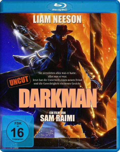Darkman (Spielfilm, DVD/Blu-Ray)