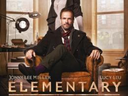 Elementary Season 1.1 - DVD Cover © Paramount
