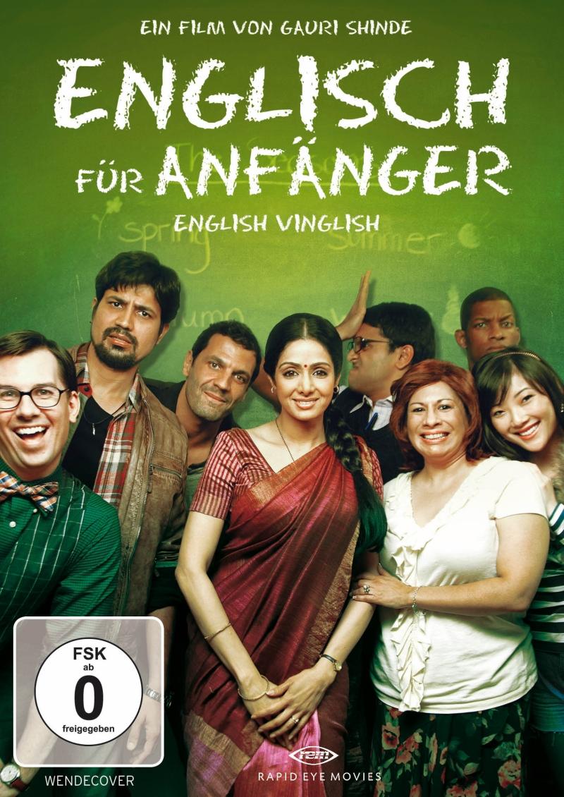Englisch für Anfänger (Spielfilm, DVD/Blu-Ray)