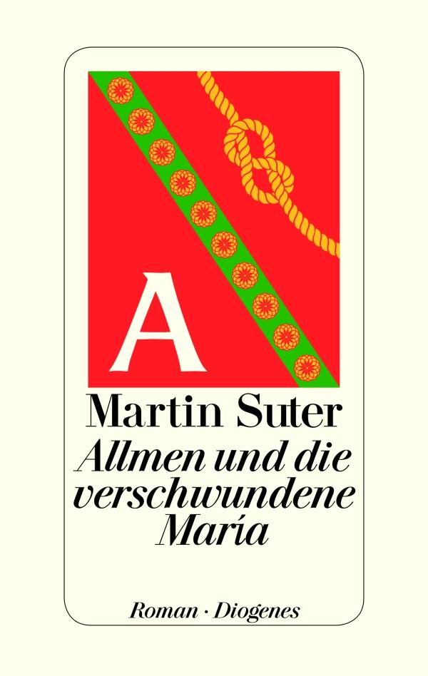 Martin Suter – Allmen und die verschwundene Maria (Buch)