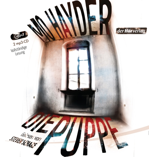 Mo Hayder – Die Puppe (Hörbuch, gelesen von Steven Scharf)
