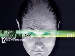 Mit Pigor durch das Jahr 2013 Cover © ROOF Music