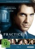 Practice - Die Anwälte Vol. 1 DVD Cover © STUDIOCANAL