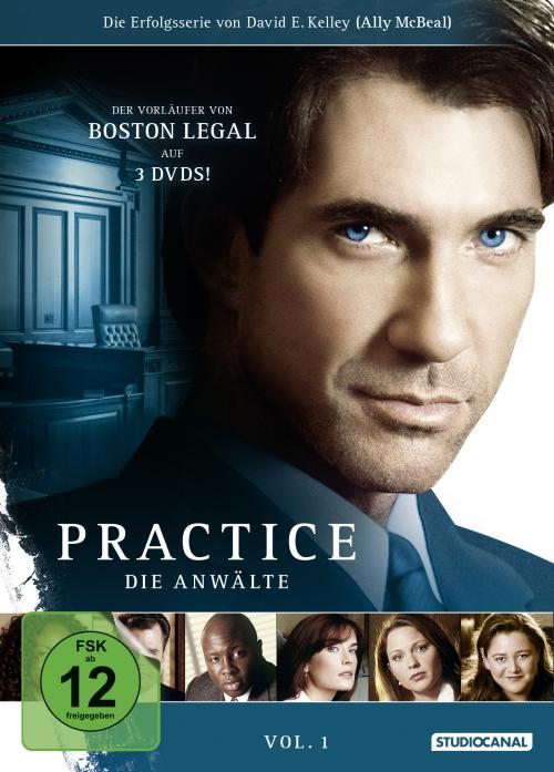 Practice – Die Anwälte Vol. 1 (Serie, 3DVD)