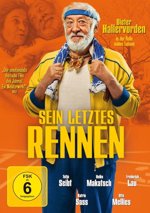 Sein letztes Rennen (Spielfilm, DVD/BluRay)