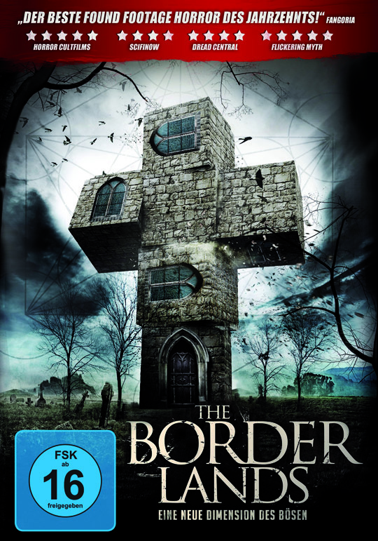 The Borderlands (Spielfilm, DVD/Blu-Ray)