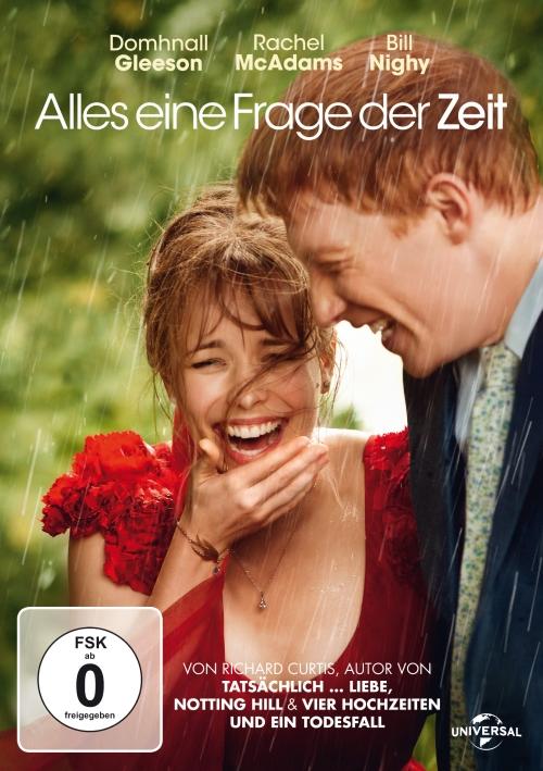 Alles eine Frage der Zeit (Spielfilm, DVD/Blu-Ray)