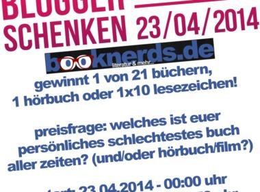 Blogger schenken Lesefreude mit booknerds.de