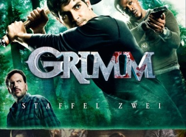 Grimm Staffel 2 DVD Cover © Universal Pictures Home Entertainment
