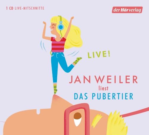 Jan Weiler – Das Pubertier (Live-CD)