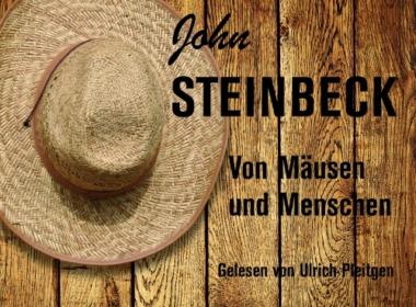 John Steinbeck - Von Mäusen und Menschen (Hörbuch) Cover © Osterwold Audio