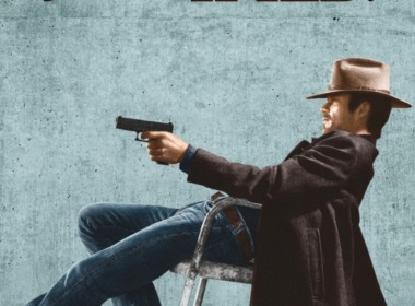 Justified - Staffel 3 DVD Cover © SPHE