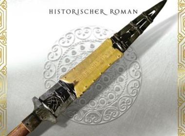 Rebecca Gablé - Das Haupt der Welt (Buch) Cover © Bastei Lübbe Verlag