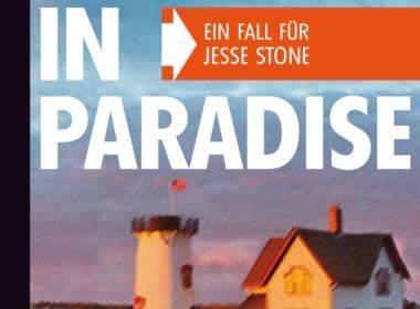 Robert B. Parker - Die Tote in Paradise (Cover © Pendragon Verlag)
