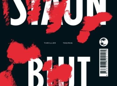 Susanne Staun - Blutfrost (Buch) Cover © Tropen/Klett-Cotta