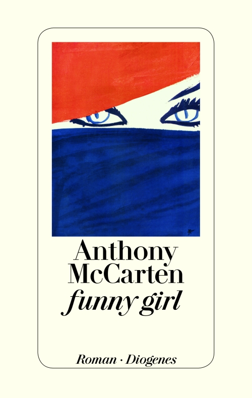 Anthony McCarten – funny girl (Buch)