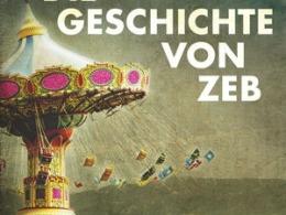 Margaret Atwood - Die Geschichte von Zeb (Cover © Berlin Verlag)