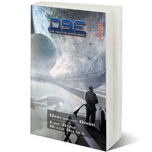 Dirk van den Boom – Eine Reise alter Helden. Die neunte Expansion, Band 01 (Buch)