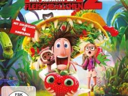 Wolkig mit Aussicht auf Fleischbällchen 2 (Cover) © Sony Pictures Home Entertainment