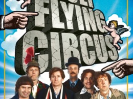 Holy Flying Circus DVD Cover © polyband