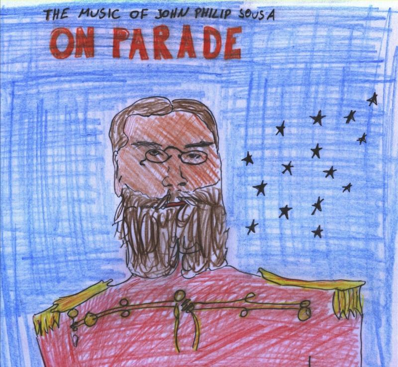Der Vinyl-Terrorist #1: Märsche für Ärsche