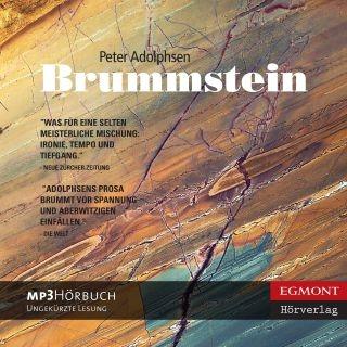 Peter Adolphsen – Brummstein (Hörbuch, gelesen von Samy Andersen)