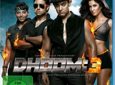 DHOOM: 3 - Cover © Rapid Eye Movies