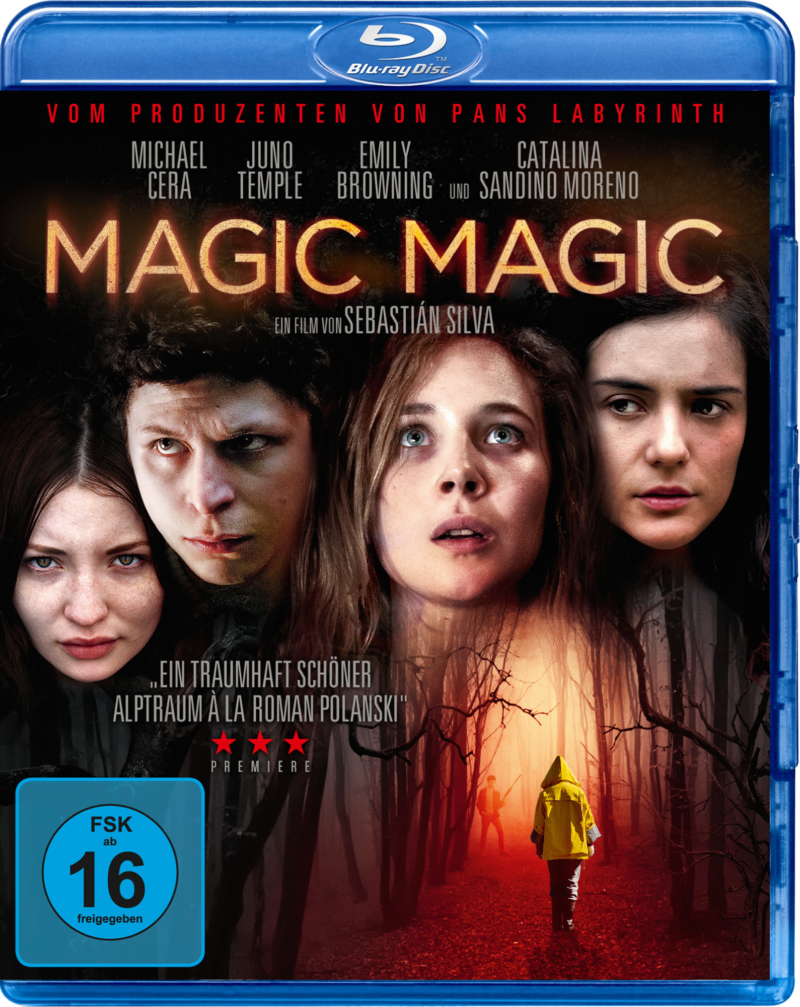 Magic, Magic (Spielfilm, DVD/Blu-Ray)