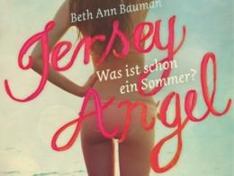 Beth Ann Bauman - Jersey Angel; Cover © Carlsen