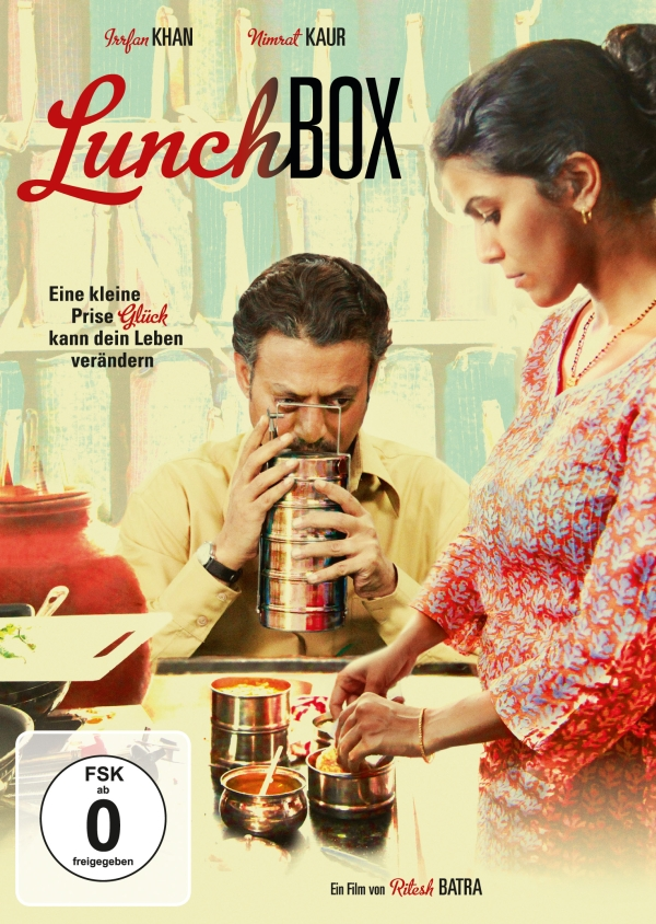 Lunchbox (Spielfilm, DVD/Blu-Ray)