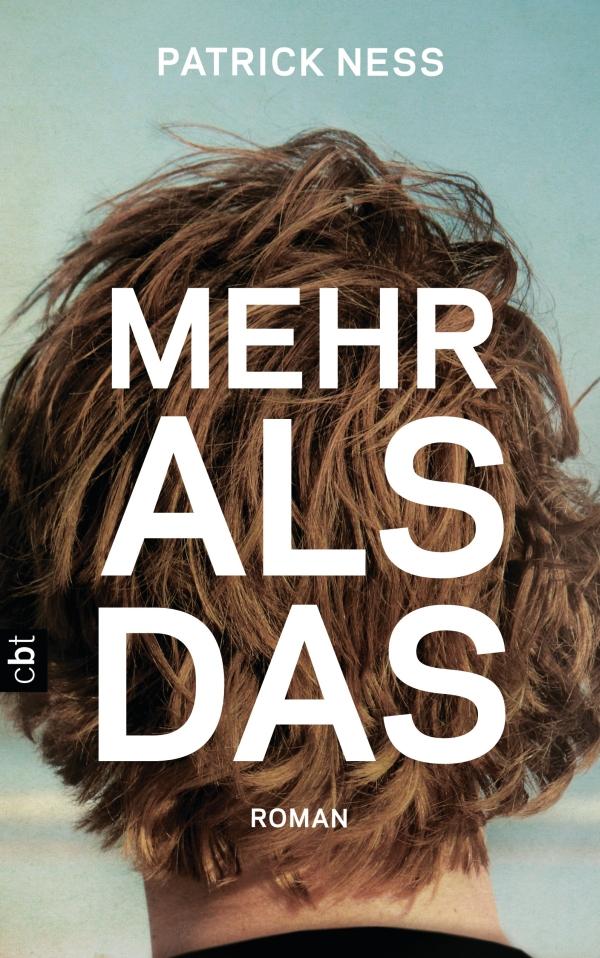 Patrick Ness – Mehr als das (Buch)