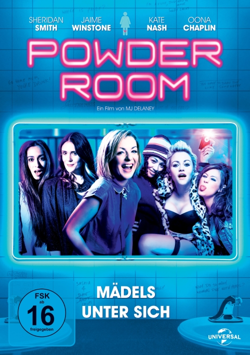 Powder Room (Spielfilm, DVD/Blu-Ray)