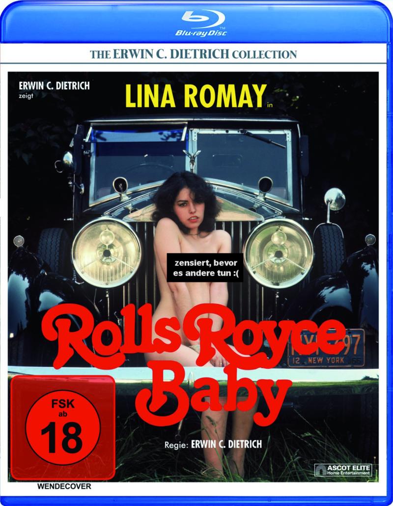 Rolls Royce Baby (Spielfilm, DVD/Blu-Ray)