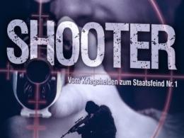 Stephen Hunter - Shooter (Cover © Festa Verlag)
