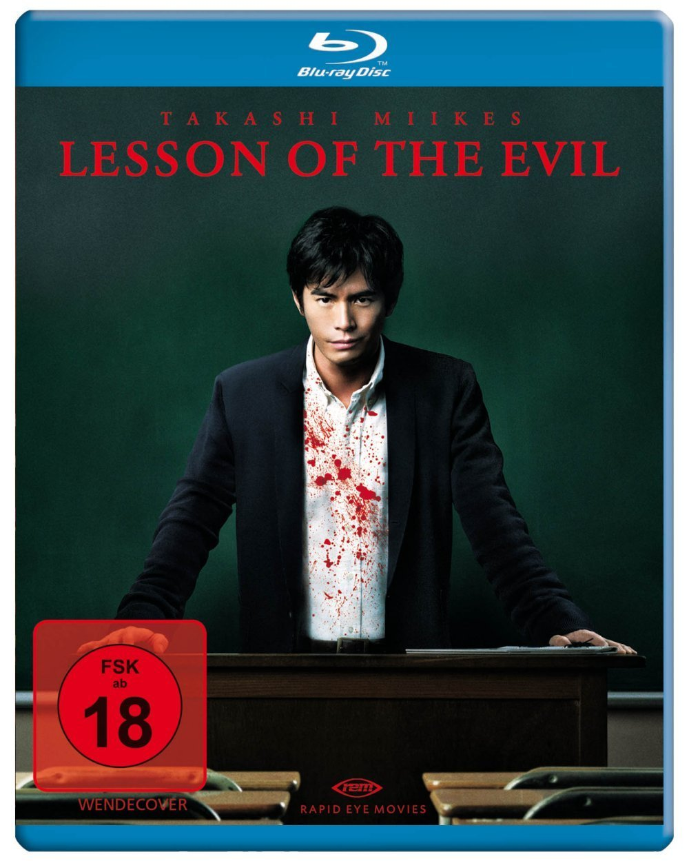 Lesson Of The Evil (Spielfilm, DVD/Blu-Ray)