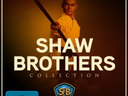 Shaw Brothers Collection - Cover © Koch Media