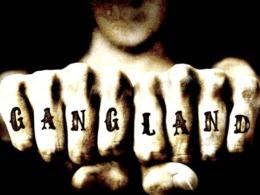 Howard Linskey - Gangland (Cover (c) Knaur