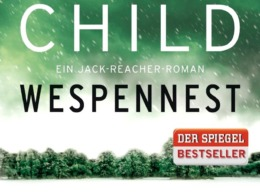 Lee Child - Wespennest (Cover © blanvalet)