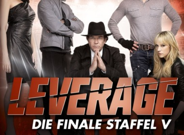 Leverage - Staffel 5 (Cover © edel Motion)
