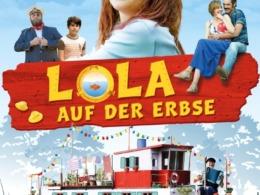 Lola auf der Erbse Gewinnspiel Filmplakat (© farbfilm verleih)